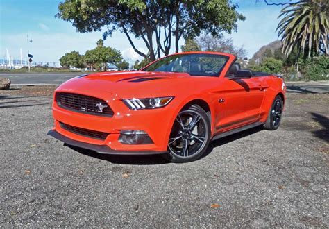 2016 Mustang Gt by 2016 Ford Mustang Gt Convertible Test Drive Nikjmiles