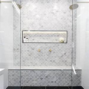 best 25 carrara marble bathroom ideas on pinterest With kitchen cabinet trends 2018 combined with stainless steel fish wall art