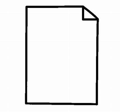 Paper Sheet Coloring Coloringcrew