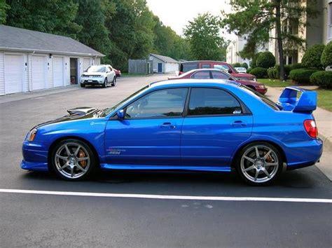 Subaru Impreza Wrx Turbo #4731112
