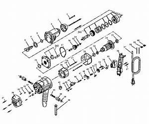 Craftsman Model 32027990 Drill Driver Genuine Parts
