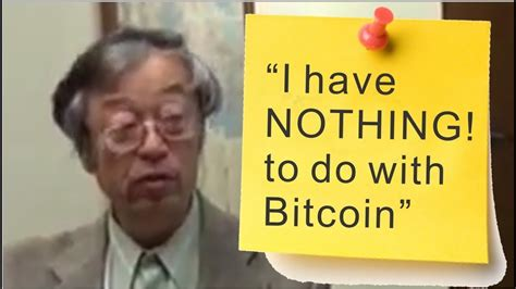 Satoshi nakamoto is a pseudonym for the founder of bitcoin (btc), the first cryptocurrency that involves a. California Man Satoshi Nakamoto DENIES being the founder ...