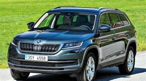 Skoda Kodiaq Images Leaked Before Official Debut