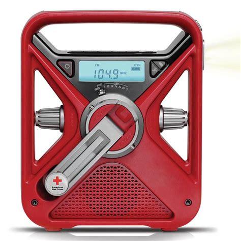 Etón Ecofriendly Frx3 Emergency Radio With Backup Battery Gadgetsin