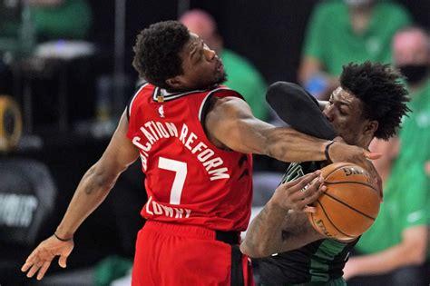 Boston Celtics have Toronto Raptors on the brink entering ...