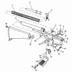 Ar15 Lower Receiver Parts