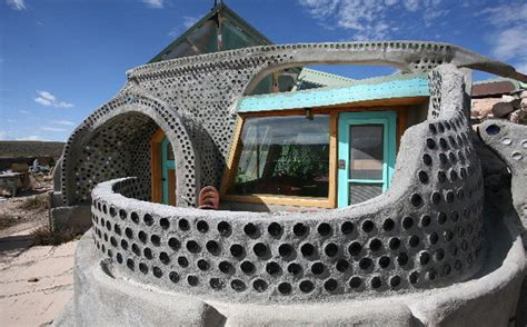 Earthship Homes  The Ownerbuilder Network
