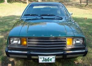 Jade Time Capsule  1979 Ford Pinto
