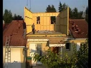 Photos Agrandissement Maison : maisons journay freres agrandissement r novation sur l vation ossature bois 71 69 42 ~ Melissatoandfro.com Idées de Décoration