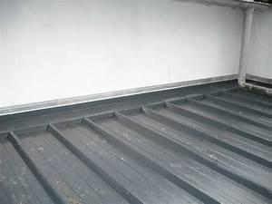 Toiture Bac Acier Prix : toiture bac acier dehaine tony festubert ~ Premium-room.com Idées de Décoration