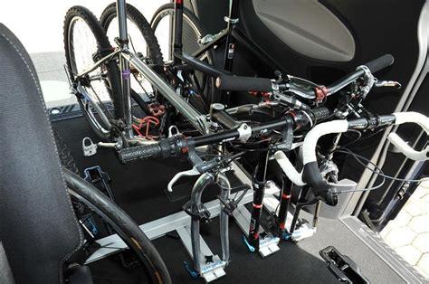 innenraum fahrradtraeger schiene mit verlaengerung fuer den