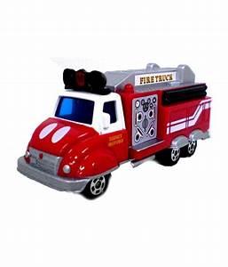 Dm Auto : tomica disney motors dm 11 fire truck mickey mouse buy tomica disney motors dm 11 fire truck ~ Gottalentnigeria.com Avis de Voitures
