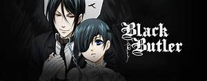Stream & Watch Black Butler Episodes Online - Sub & Dub