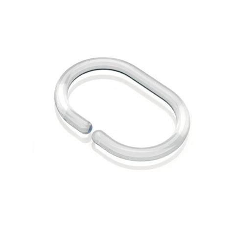 c shaped curtain ring croydex