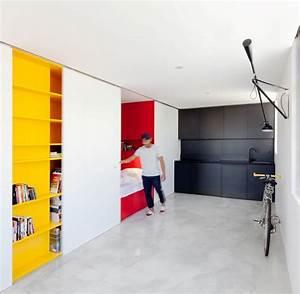 Farben Für Kleine Räume Mit Dachschräge : einrichtungstipps f r kleine r ume mit multifunktionalen m beln welt ~ Frokenaadalensverden.com Haus und Dekorationen