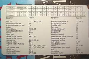 2005 Bmw 325ci Fuse Box Diagram