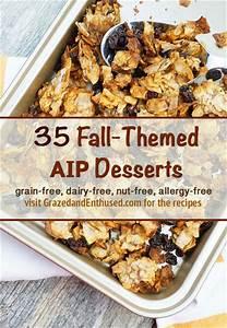 35 Fall-themed Aip Dessert Recipes  Paleo  Aip