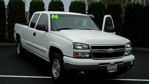 2006 Chevrolet Silverado 1500 Extended Cab Lt 4x4 White - Art Gamblin Motors 10239a