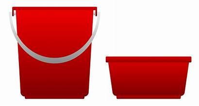 Bucket Clipart Basin Clip Pail Basins Clipground