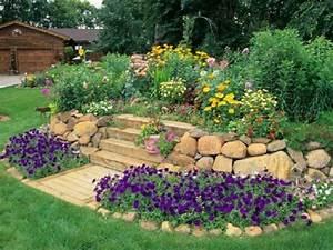 quelques astuces comment amenager son jardin With amenagement de jardin avec des pierres