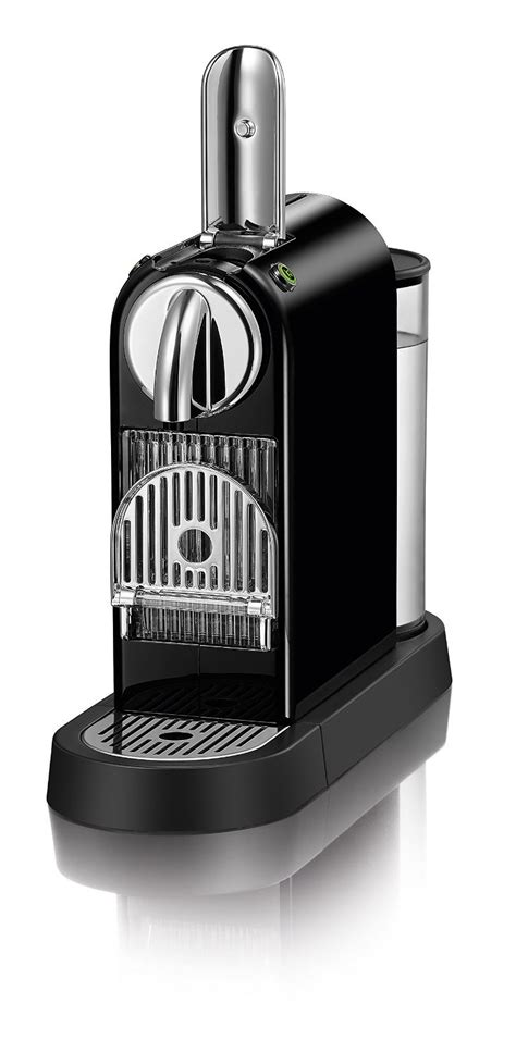 Nespresso Citiz Milk Test by Delonghi En 166 B Nespresso Citiz Test Kaffeekapselmaschine