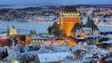 Quebec Winter Bing Wallpaper Download