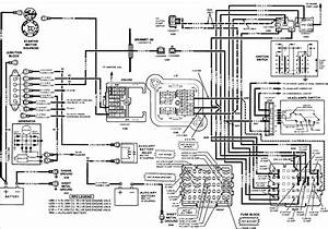 1990 Chevy 1500 Battery Junction Block Wiring Diagram