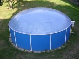 Nafukovací kryt pro kruhový bazén
