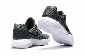 Nike Hyperdunk 2017 Low Wolf Grey Black For Sale – Hoop Jordan