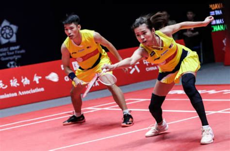 Goh liu ying and her mixed doubles partner chan peng soon have ranked as high as world no. Goh Liu Ying/Chan Peng Soon and Dechapol Puavaranukroh ...