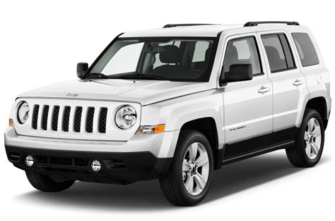 Jeep Car : 2016 Jeep Patriot Reviews And Rating