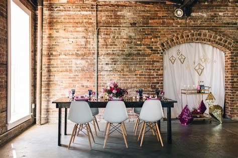 cl space marry  tampa bay local real wedding