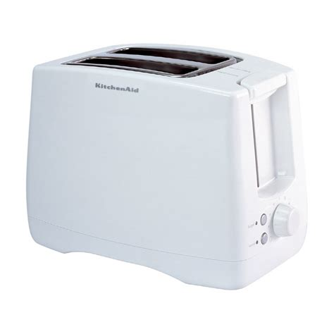 White Toaster by Shop Kitchenaid 2 Slice Toaster White At Lowes