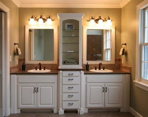 bathroom cabinet ideas how to decor a small blue master bath actual home