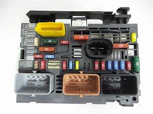 Citroen C4 Engine Fuse Box