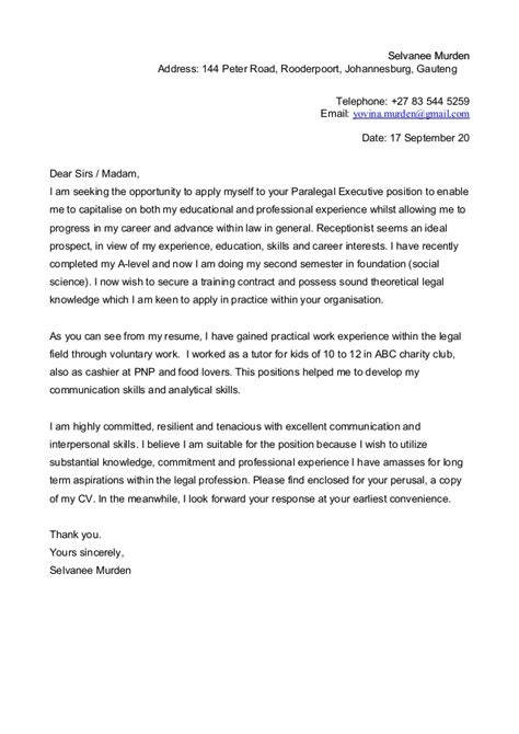 unemployed cover letter template autosaved