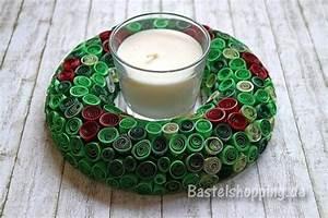 Weihnachtskranz Für Tür : bastelidee f r weihnachten weihnachtskranz mit gequilltem papier ~ Bigdaddyawards.com Haus und Dekorationen