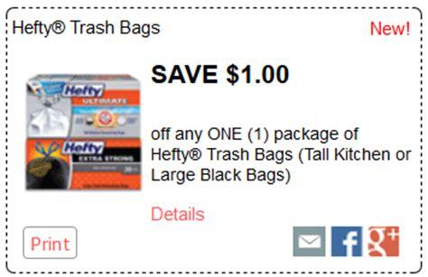 kitchen trash can hefty trash bags coupon 5 49 with kroger mega sale