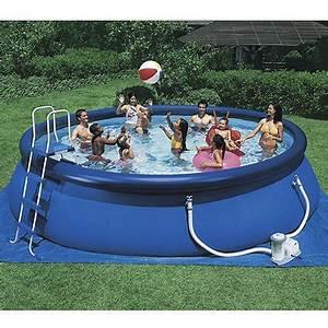 Easy Set Pool : 18ft x 48in easy set pool ~ Orissabook.com Haus und Dekorationen