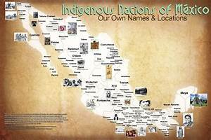 The Map Of Native American Tribes You've Never Seen Before ...