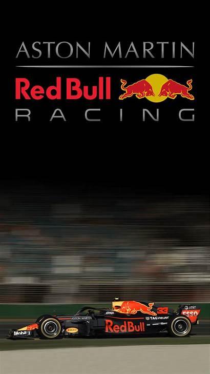 Bull F1 Wallpapers Verstappen Iphone Racing Formula