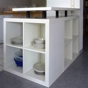 Ikea Bar Cuisine : customiser ses meubles ikea inspiration cocon d co vie nomade ~ Teatrodelosmanantiales.com Idées de Décoration