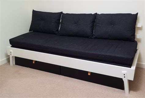 Ikea Ps 2012 Day Bed, Sofabed, Double Futon. Excellent