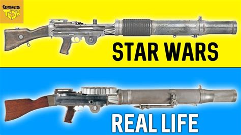 Star Wars Blasters In Real Life