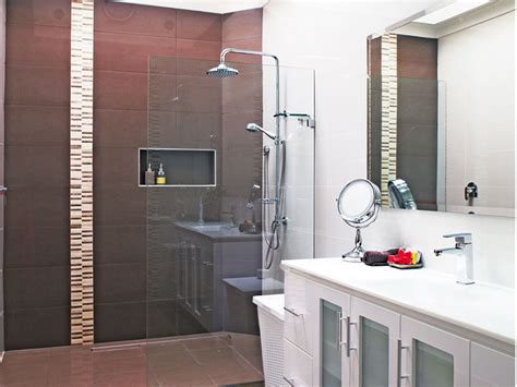 Modern Bathroom Accessories Australia by Do It Yourself Our 15 000 Bathroom Upgrade Australian