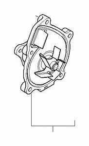 2009 Mini Cooper Works Coolant Pump  Mechanical