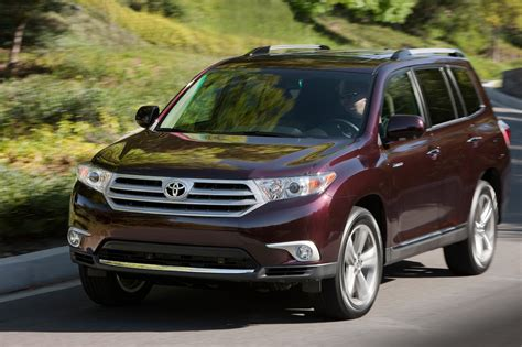 2013 Toyota Highlander Reviews And Rating