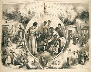 Slavery And The Events Leading Up To The Civil War