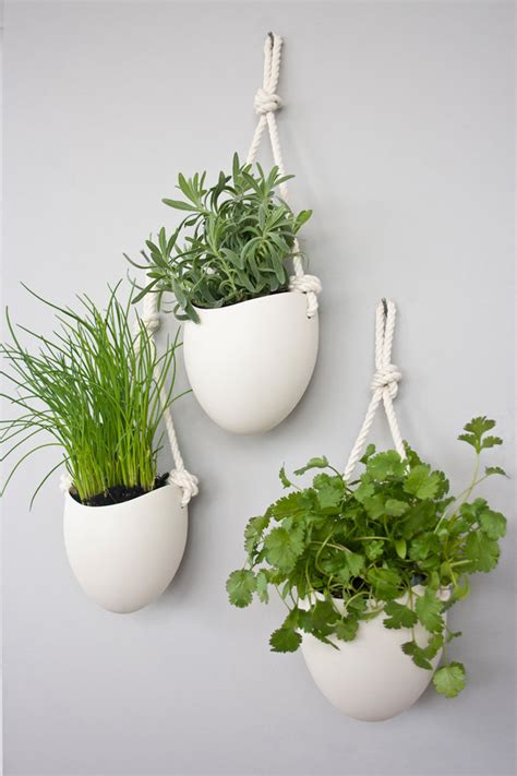 bathroom niche ideas 10 modern wall mounted plant holders to decorate bare