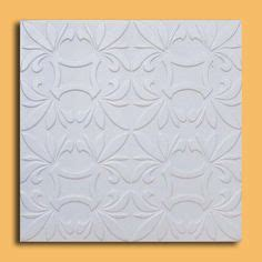 12 x 12 foam ceiling tiles armstrong 40 pack 12 in x 12 in impression homestyle
